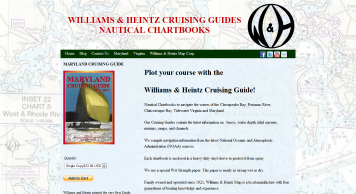 William & Heintz Cruising Guides