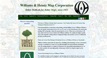 William & Heintz Map Corporation